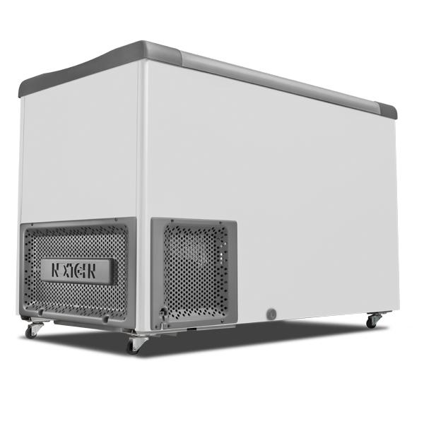 Expositor Horizontal 284 - Metalfrio
