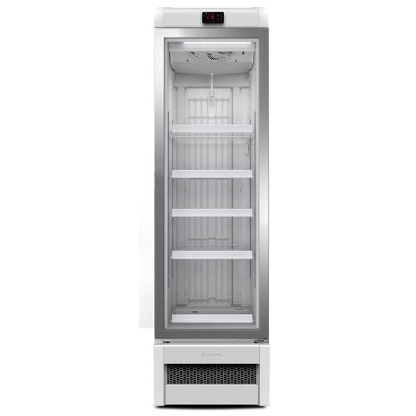 Expositor Vertical Frost Free para Sorvetes 324l