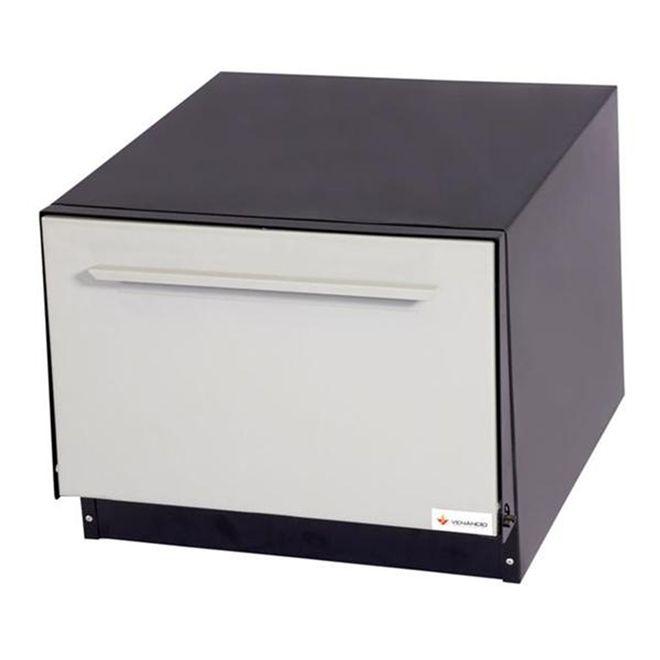 Forno a gás para fogão linha Extra porta inox FIE60 - Venâncio