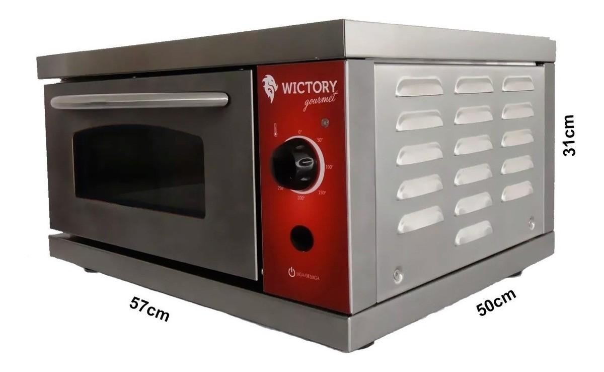 Forno elétrico para Pizzas WP35 220V - Wictory