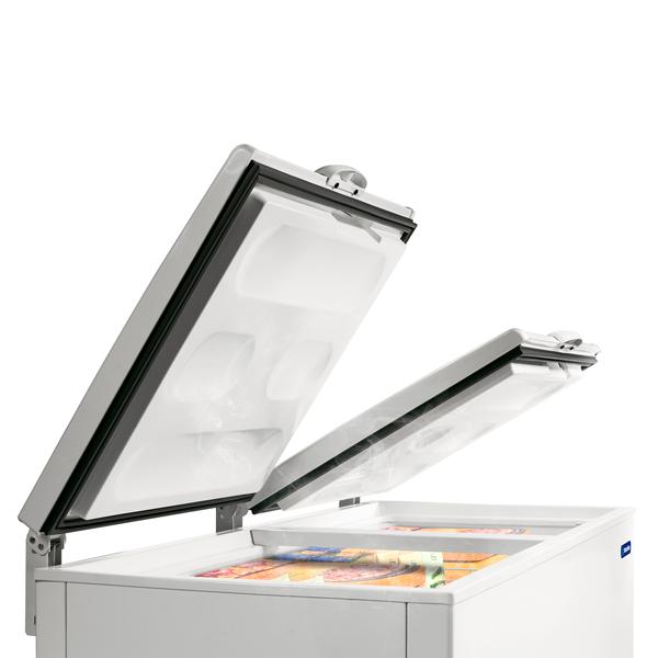 Freezer Horizontal Dupla Ação 419l - Metalfrio