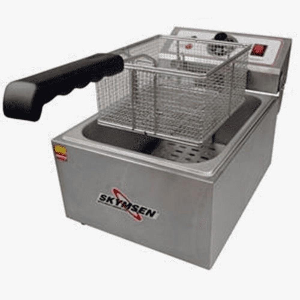 Fritador Elétrico 1 Cuba FE10N - Skymsen