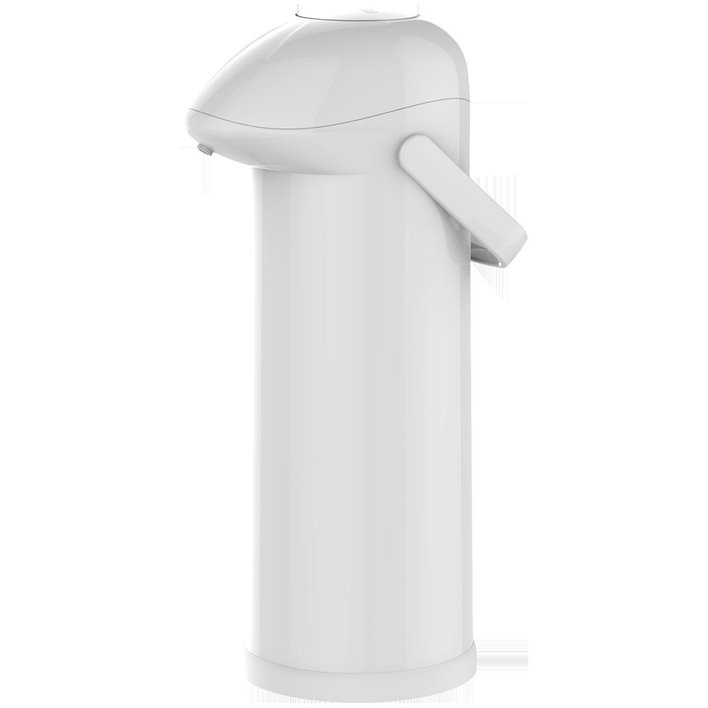 Garrafa Termica Jade 1,8L Branca ou Preta - Soprano