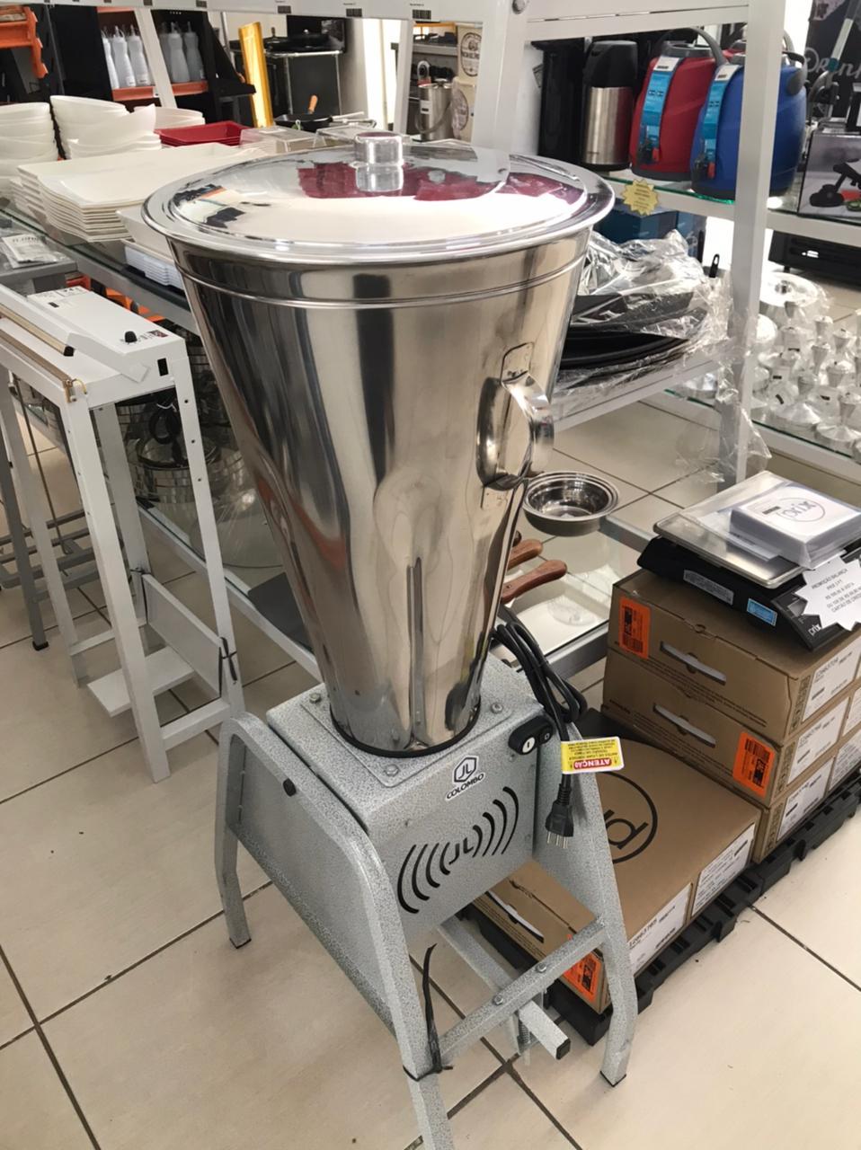 Liquidificador 30 Litros Baixa Rotação Basculante - JL Colombo