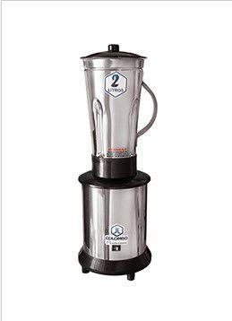 Liquidificador Comercial 2,0 Litros Baixa Rotação Cód. 1250 – JL Colombo