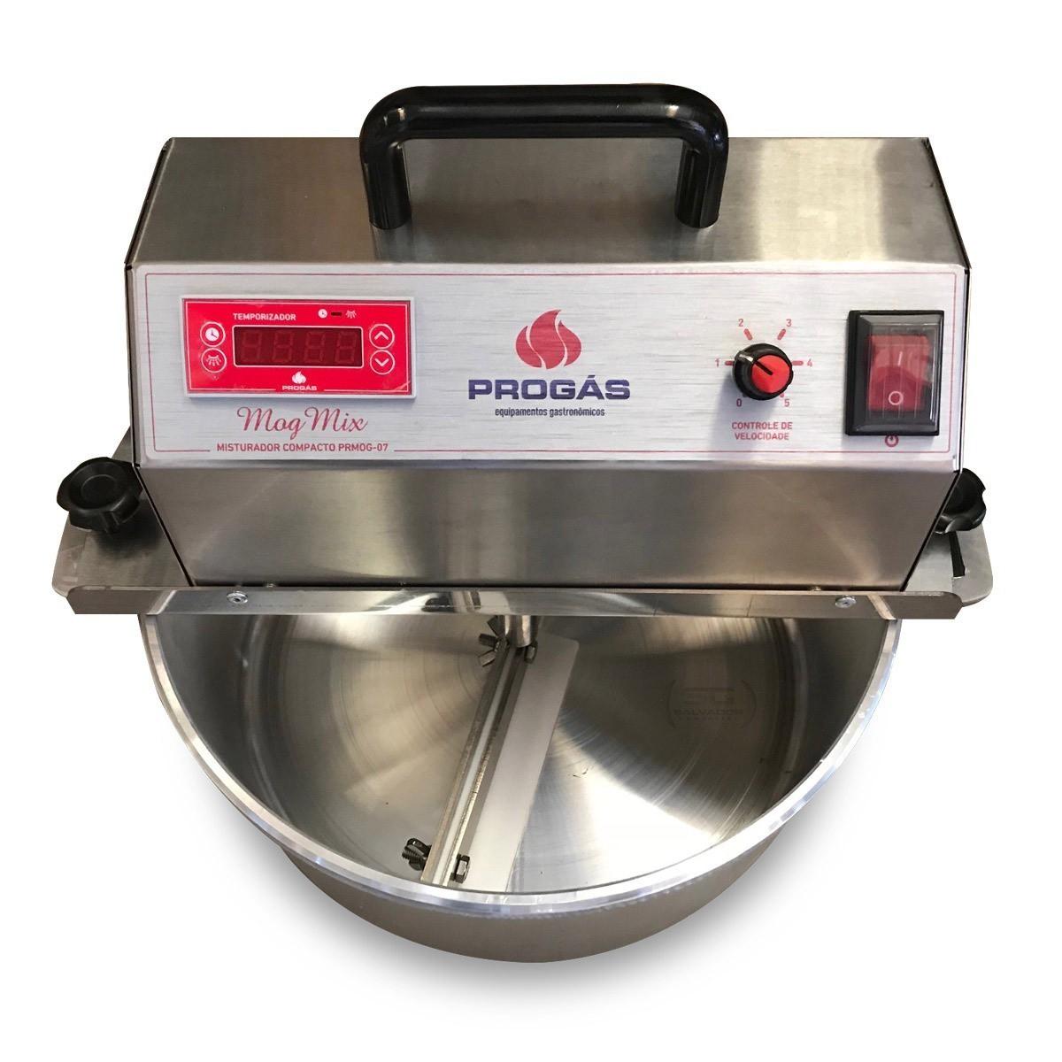 Misturadora de doces 5 litros Bivolt- Progás