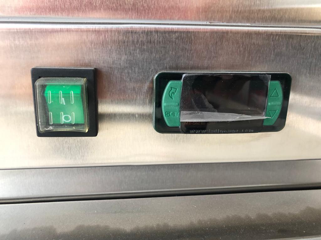 Balcão Modulo refrigerado com 4 gavetas S154312 - Sulfisa