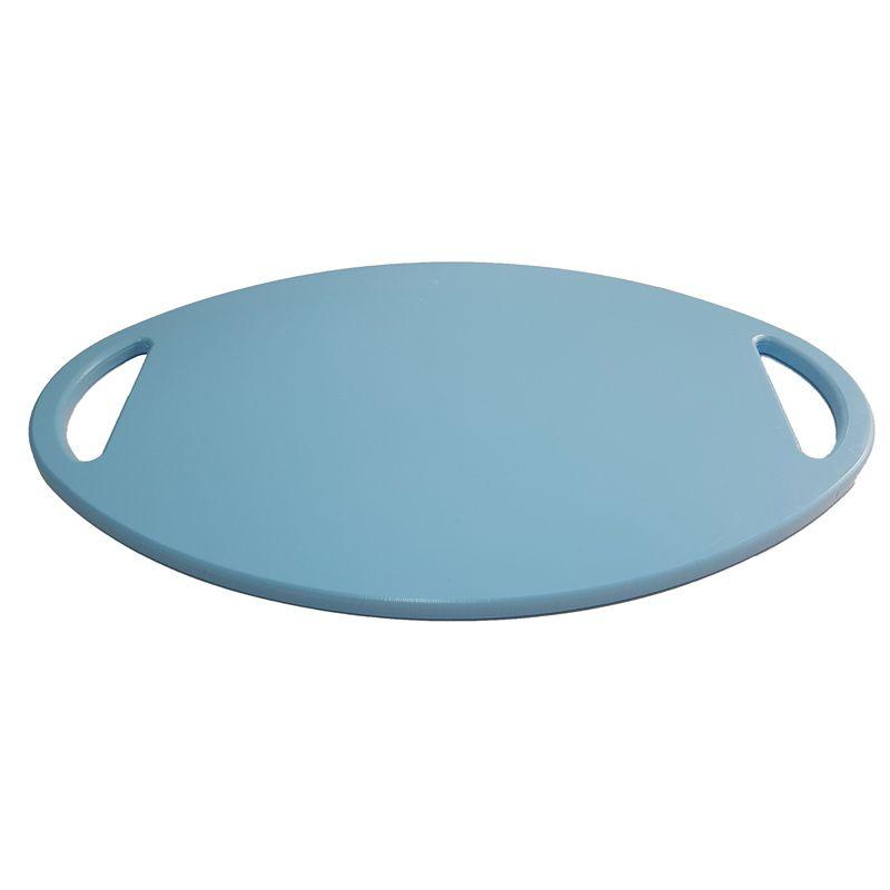 Placa ST Oval 10x244x364 Azul - Chef Work