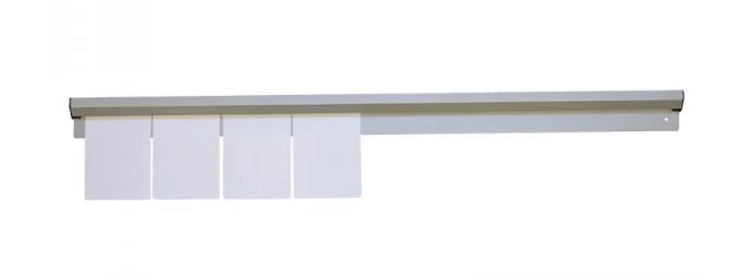Porta comanda Inox 60cm ORS24 - Multiox