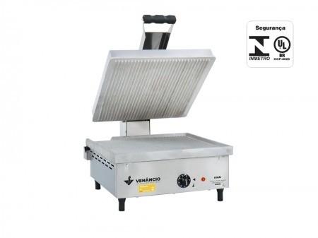 Prensa Elétrica para Grelhados PE45AG - Venâncio