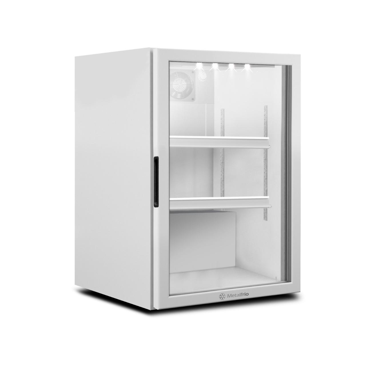 Refrigerador Vertical 97l - Metalfrio