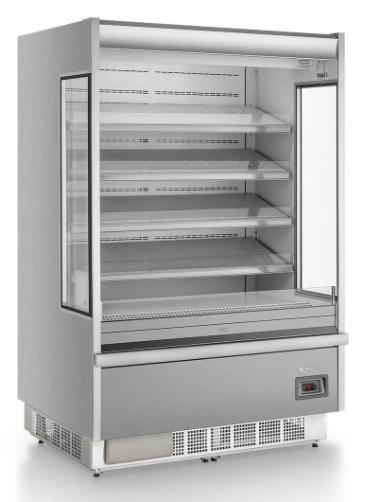 Refrigerador Vertical aberto GSTO-1300 TI -  Gelopar