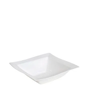 Saladeira Moove M 2L  Branca - Vemplast