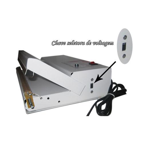 Seladora de plástico manual Sem temporizador ISAMAQ M300 30cm
