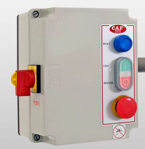 Serra de Fita para Ossos SFO-2.82 Inox 430 (Freio Eletrônico) - CAF