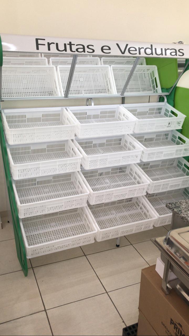 Vasca parede 12 caixas - Refrimate