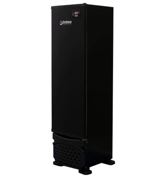 Cervejeira Visa Cooler 230L Porta Cega CCV144 Preta 220v - Imbera