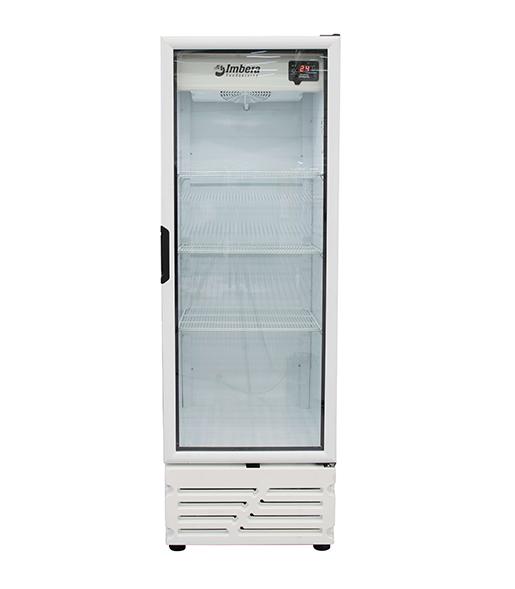 Visa cooler Cervejeira 542 litros Preta Porta de Vidro CCV355 - Imbera
