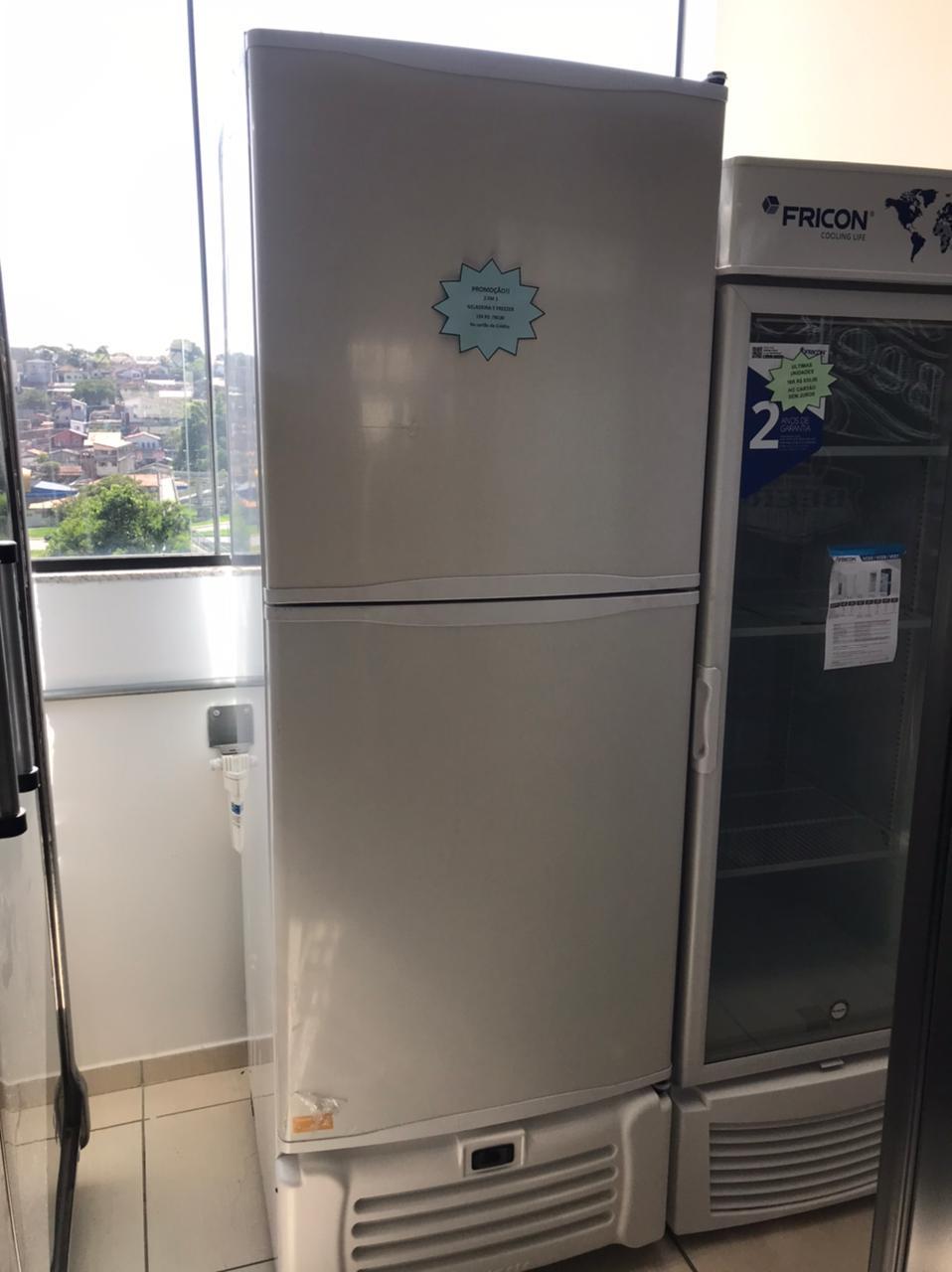 Freezer Visa Cooler Congelados e Resfriados Conjugada 600 Litros - Refrimate