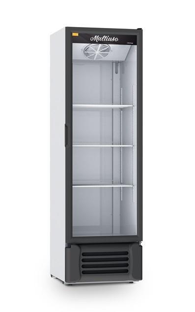 Visa Cooler Refrigerador Multiuso 400L Porta Vidro VCM400 - Refrimate 220V