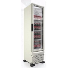 Visa Cooler Soft Drinks VR08 Multiuso Branca– Imbera