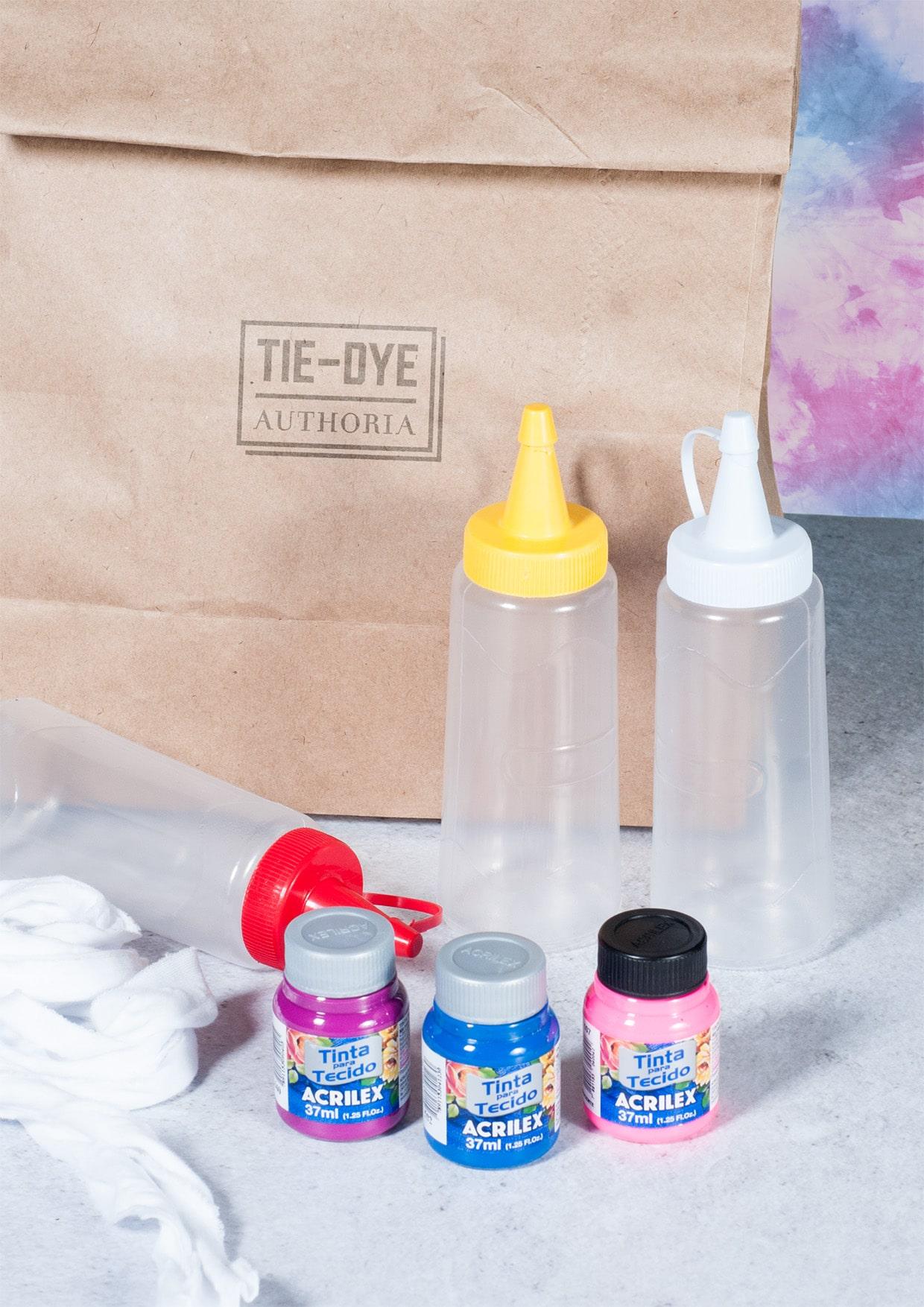 Kit Tingimento Tie Dye
