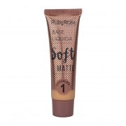 Base líquida Soft Matte Ruby Rose - chocolate 1