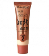BASE SOFT MATTE NUDE 2 RUBY ROSE