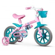 Bicicleta infantil aro 12 Charm