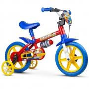 Bicicleta infantil aro 12 Fireman