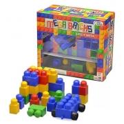 Blocos de montar Mega Bricks 48 peças
