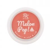 BLUSH MELON POP! RUBY KISSES - CORAL POP