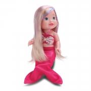 Boneca My Little Collection - Sereia