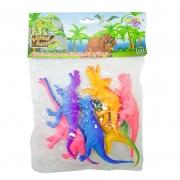 Dinossauros Animais Incríveis 6 peças