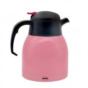 Bule inox com gatilho Trendy 1,2 litros