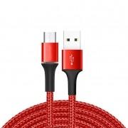 CABO DE DADOS E CARREGAMENTO MICRO USB 1 M