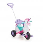 Triciclo Calesita Fantasy rosa