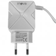 CARREGADOR MICRO USB V8 COM 3 ENTRADAS 1,2 M