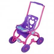 Carrinho de boneca Baby Car Florzinha