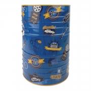 Cofre tonel Transportes 22 cm