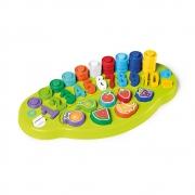Brinquedo educativo Conta Fácil