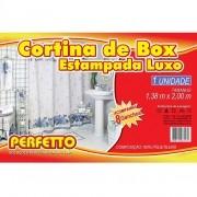 CORTINA DE BOX ESTAMPADA 1,38X2,00