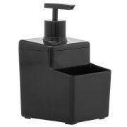 Dispenser de detergente preto Concept 570 ml