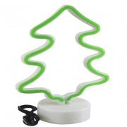 Luminária neon Árvore de Natal