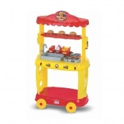 Food Truck Burguer infantil
