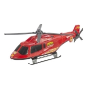 Mini Helicóptero Polícia e Resgate