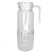 Jarra de vidro com tampa 1,1 litros