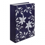 Caixa livro para ornamentação Floral