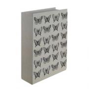 Caixa livro para ornamentação Borboletas