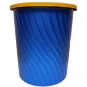 Lixeira colorida 9,5 litros